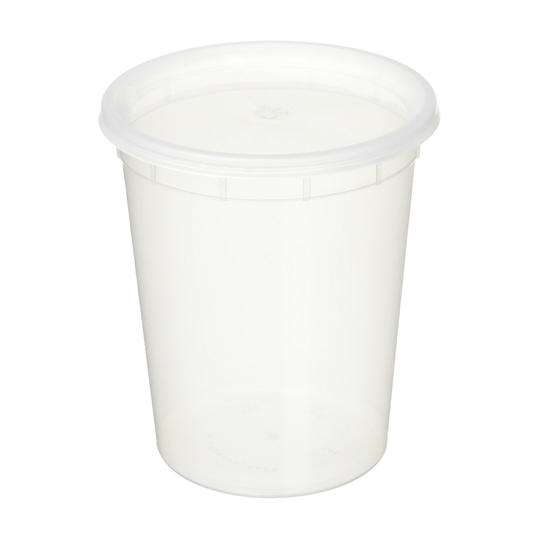 Deli Containers with Lids