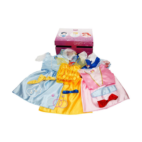 Disney Princess Dress Up Trunk