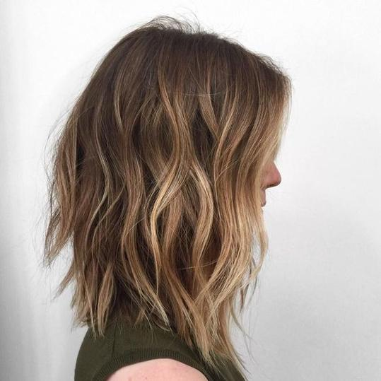 Baby Blonde Highlights By Anh Co Tran
