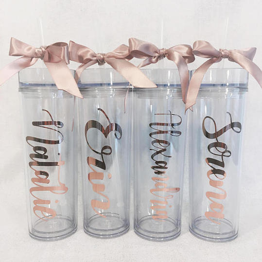 Personalized Tumbler Water Bottle