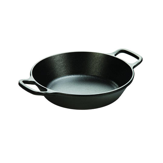 Lodge 12-Inch Cast Iron Dual Handle Pan