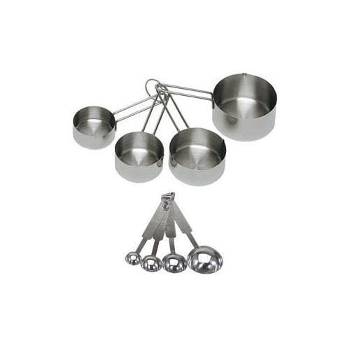 An Extra Set of Measuring Cups and Spoons
