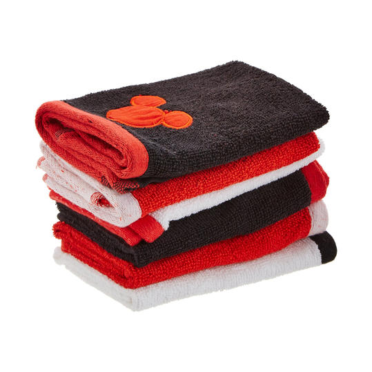 Mickey Mouse Washcloths