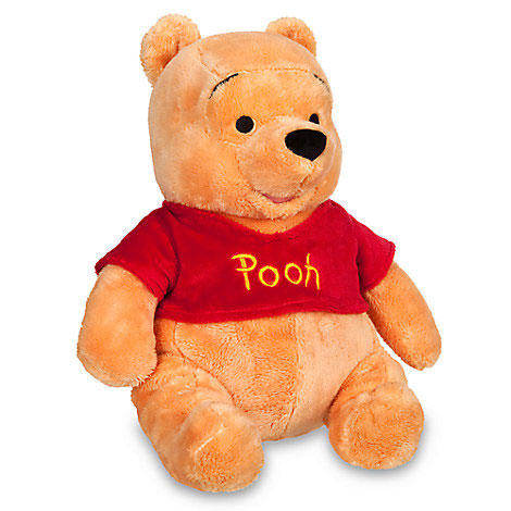 RX_1709_Keepsake Gift for Baby's First Christmas_Winnie the Pooh Plush