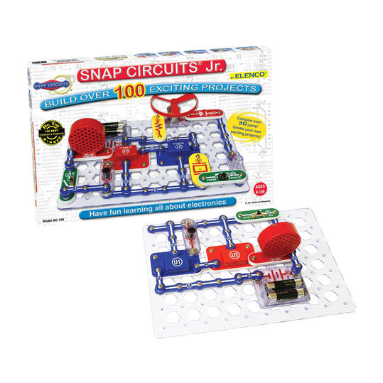 Snap Circuits Jr. Electronics Discovery Kit