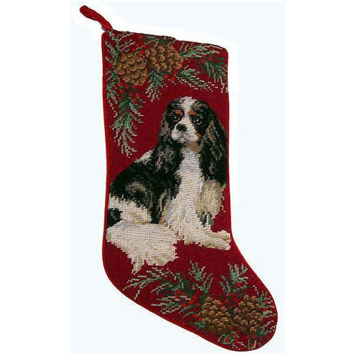 RX_1709_Christmas Stockings for Your Dog_Cavalier King Charles Spaniel