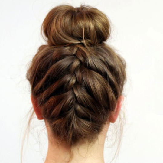 RX_1709_Wedding Updos for Bridesmaids_Upside Down French Braid