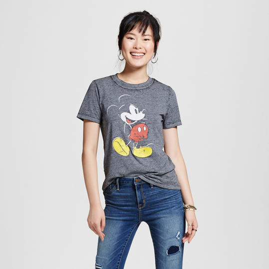 Women's Mickey Mouse Graphic T-Shirt