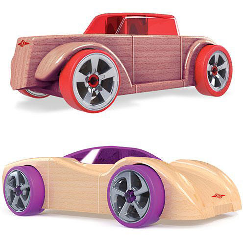 Automoblox Mini 2-Pack Cars