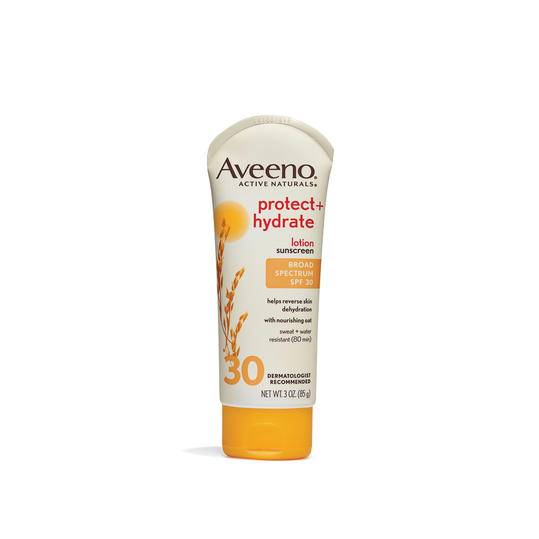 Aveeno Protect + Hydrate Lotion SPF 30