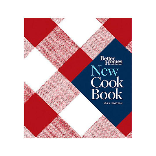 The Better Homes and Gardens Cookbook