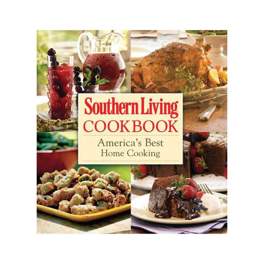 The 100 best cookbooks of all time southern living the southern living cookbook forumfinder Image collections