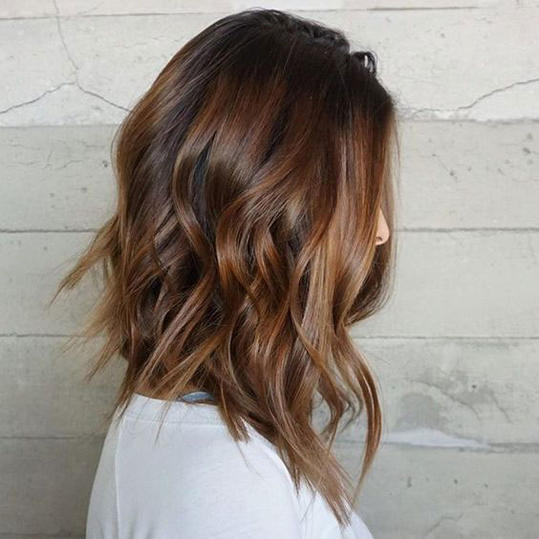 2 Of 19 Pinterest The Right Hairstyles
