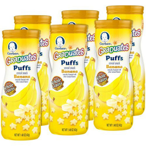 Baby Puffs Walmart Best Seller