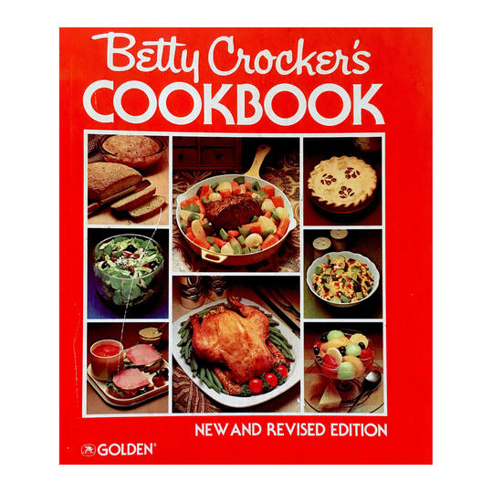 The 100 best cookbooks of all time southern living betty crockers cookbook forumfinder Images