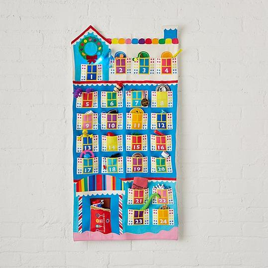 Dylan's Candy Bar House Advent Calendar