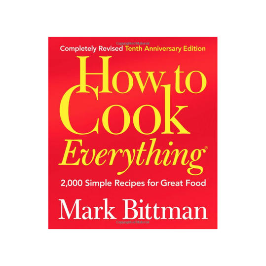 Everything how bittman cook to pdf mark