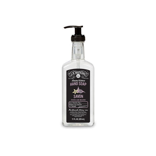 J.R. Watkins Liquid Hand Soap in Vanilla Fig