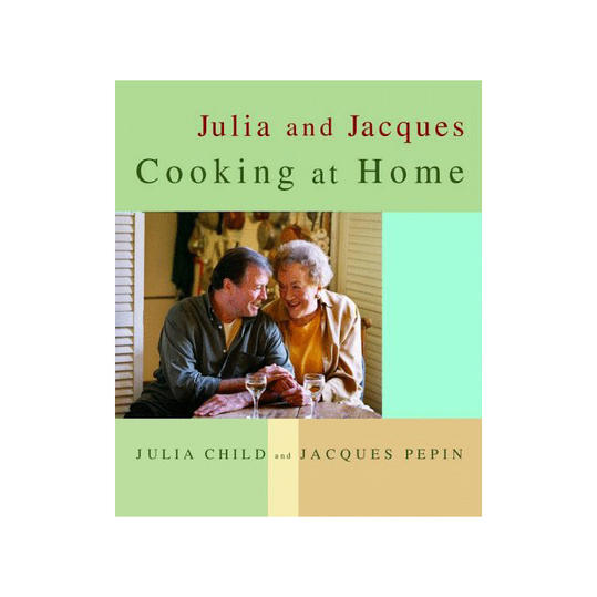 Julia and Jacque Cooking at Home