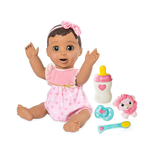 RX_1710_Top Christmas Dolls_Luvabella Responsive Baby Doll