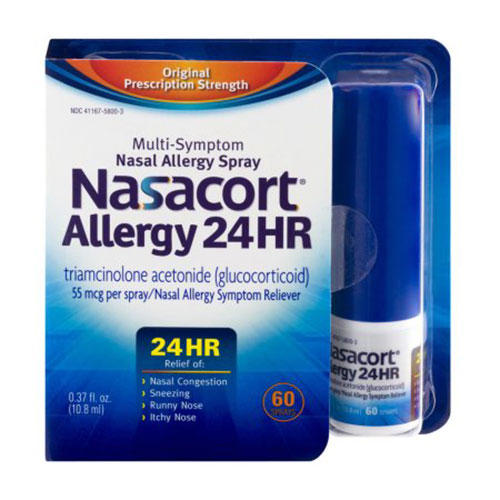 Nasal Allergy Spray Walmart Bestseller
