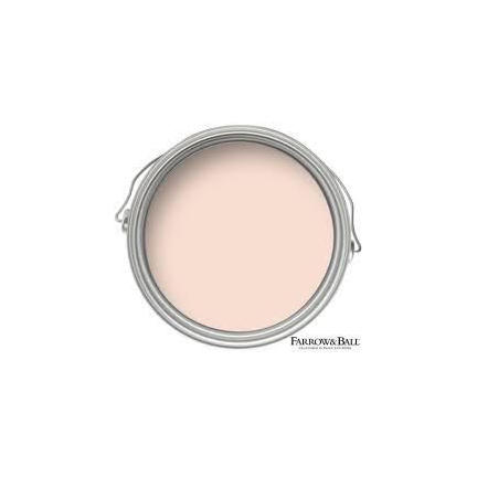 Pink Ground Paint Color by Farrow and Ball