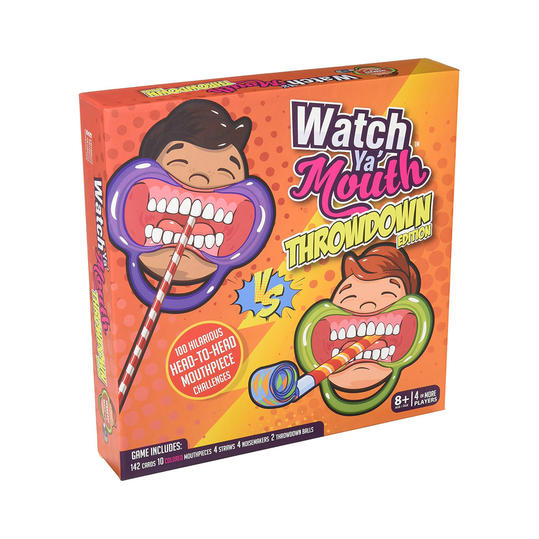 Watch Ya Mouth Throwdown Edition