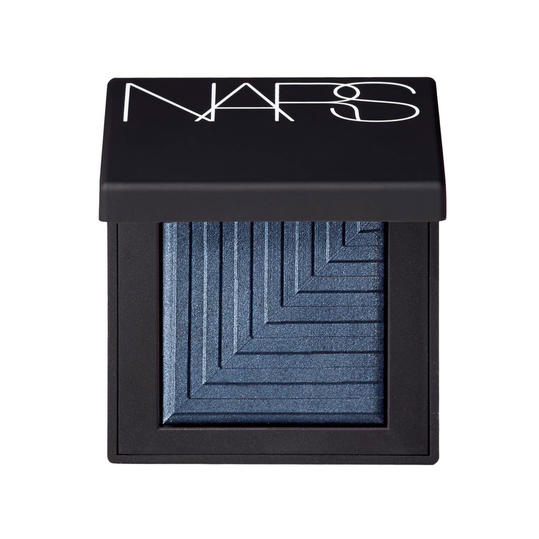 Play up brown eyes with… Indigo