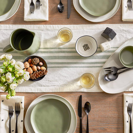 Stoneware Dinner Plate from Hearth and Hand