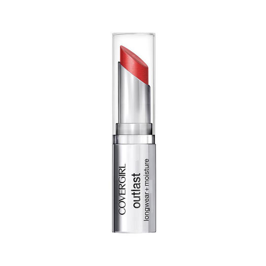 CoverGirl Outlast Longwear + Moisture Lipstick in Red Siren