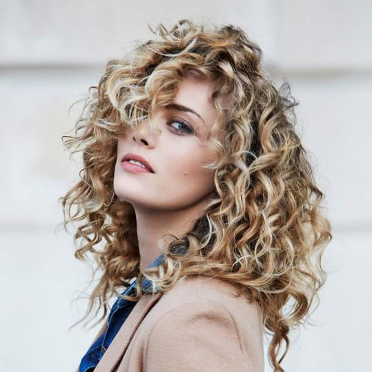 How To Identify Your Curl Type—And Why You Really Need To
