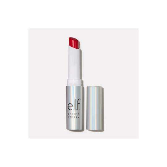e.l.f Cosmetics Beauty Shield Lipstick in Red Siren Screen