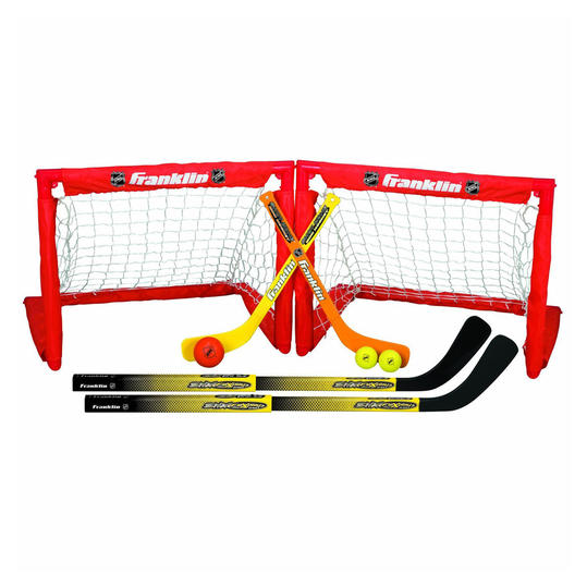 Franklin Sports NHL Indoor Set