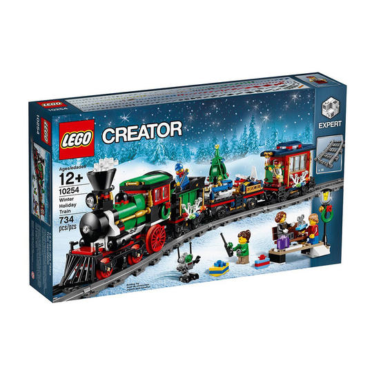 LEGO Winter Holiday Train Set