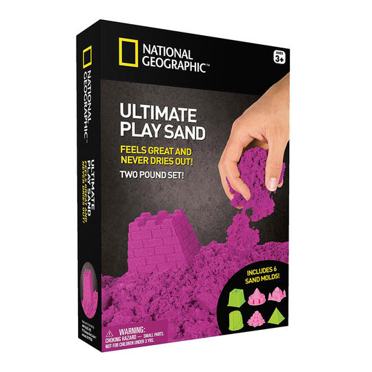 National Geographic Ultimate Play Sand