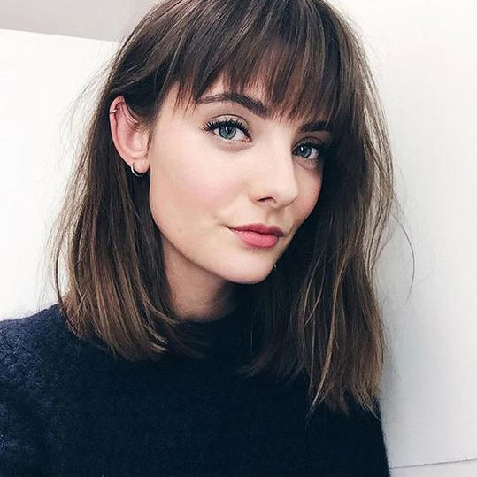 shoulder length hairstyles to show your hairstylist asap