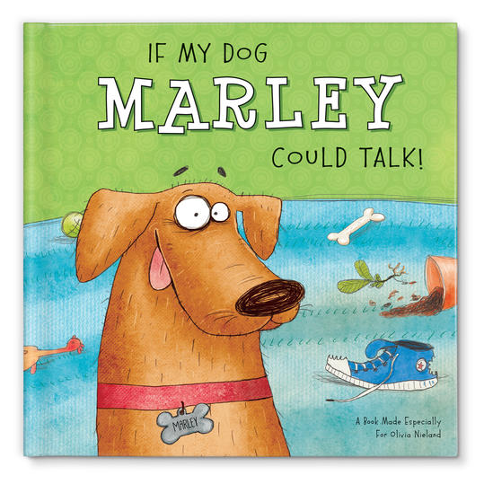 If My Dog Could Talk Personalized Storybook