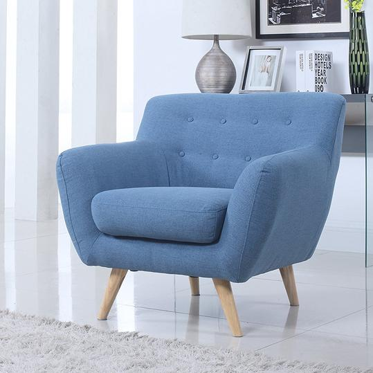 Modern Mid-Century Chair