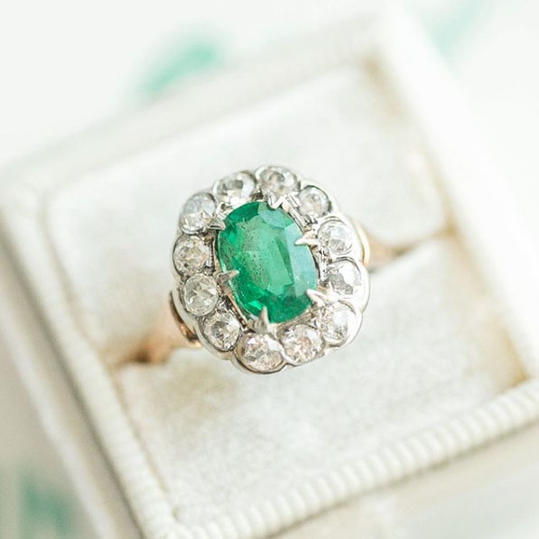 engagement ring trends you ll swoon over in 2018