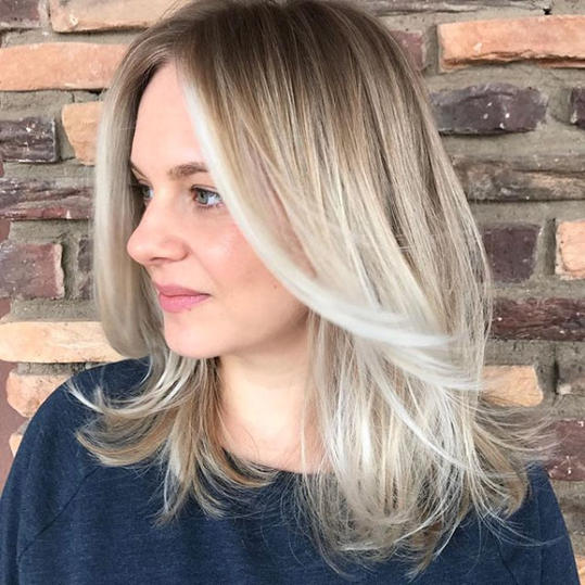 Shoulder length hairstyles to show your hairstylist asap southern airy layers solutioingenieria Image collections
