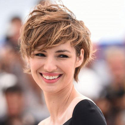 short tousled haircuts the best hair of 2018 so far southern living 4770 | tousled crop