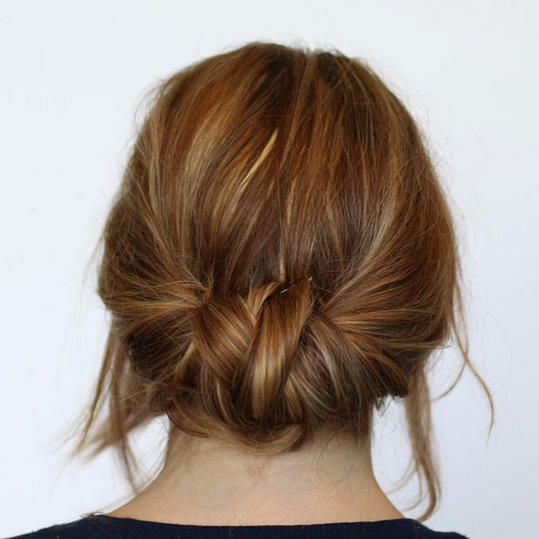 Messy Bun Hairstyles That Ll Still Have You Looking Polished