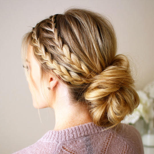 Beautiful Prom Hairstyles That Ll Steal The Night