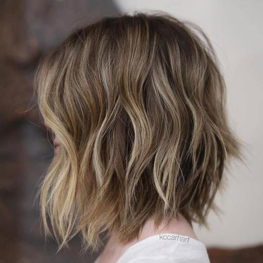 highlight styles for brown hair 29 brown hair with highlights looks and ideas 7059