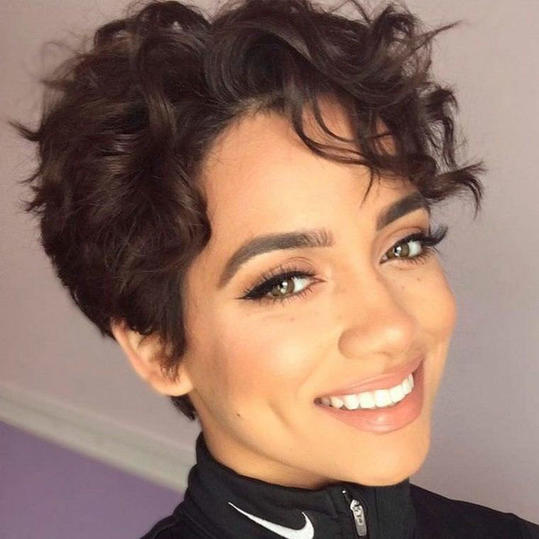 Short Curly Hairstyles That Will Give Your Spirals New