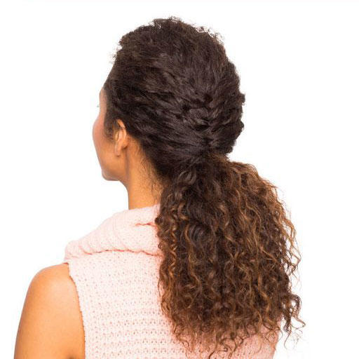 Corset French Braid