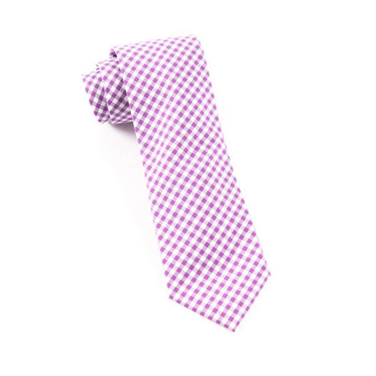 RX_1802_Men's Easter Fashion_Gingham Tie