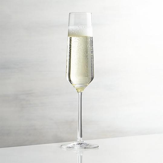 For Weddings: Champagne Flutes