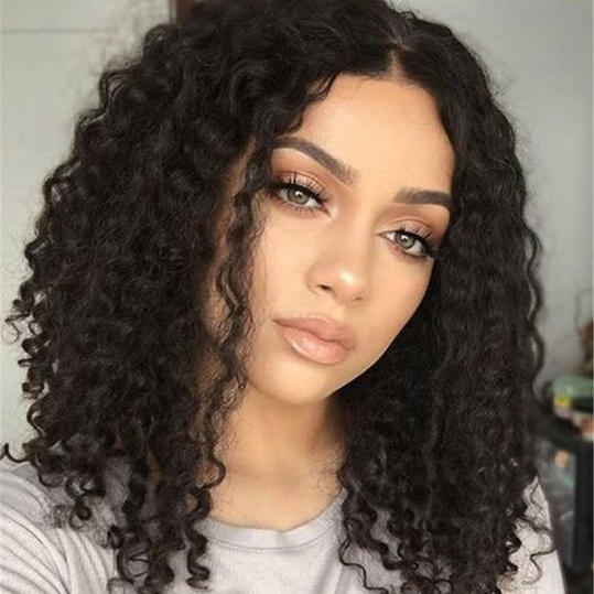 medium length curly hair styles curly hairstyles that will give your spirals new 2067 | middle part shoulder