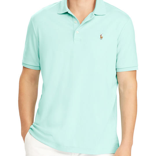 Pastel Solid Polo